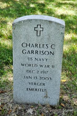 Charles C Garrison, Sr