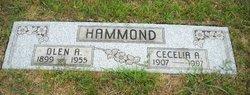 Cecelia A <i>Mahony</i> Hammond