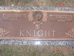 Judith Elaine Judy Knight