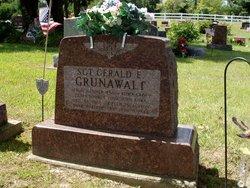 Sgt Gerald E Grunawalf