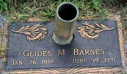 Glides M. Barnes