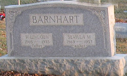 Sevilla Marian <i>Stutzman</i> Barnhart