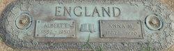 Anna May <i>Mareing</i> England