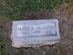 Mary Ethel <i>Bonsall</i> Allison