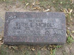 Ruth E. <i>McCabe</i> Nichols