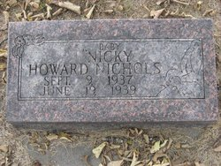 Howard Nicky Nichols