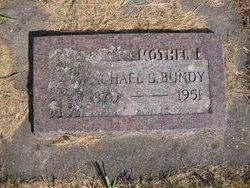 Rachael Sophronia <i>Culbertson</i> Bundy