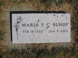 Maria E. C. Bundy
