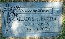 Gladys E Baxter