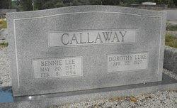 Dorothy <i>Luke</i> Callaway