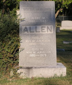 Evelyn J. <i>Van Wyngarden</i> Allen