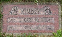 Carl Wallace Rimbey