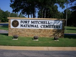 Fort Mitchell National Cemetery