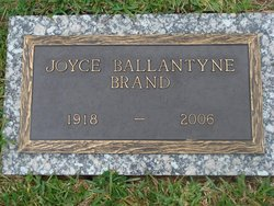 Joyce <i>Ballantyne</i> Brand