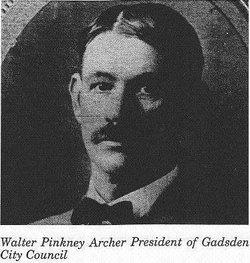 Walter Pickney Archer