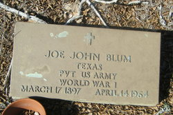 Joe John Blum