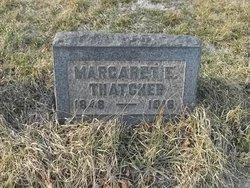 Margaret Emma <i>Cushwa</i> Thatcher