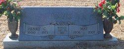 Emma May <i>McBay</i> Davis