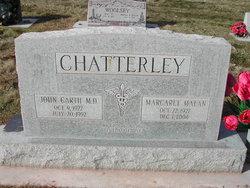 Margaret <i>Malan</i> Chatterley