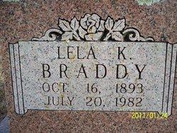 Lela K. Braddy