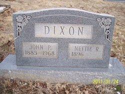 John P. Dixon