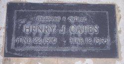 Henry Johnson Cates