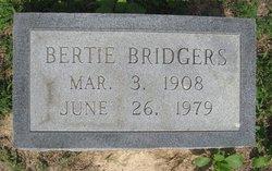 Bertie Bridgers