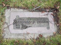 Thomas Jefferson Taylor