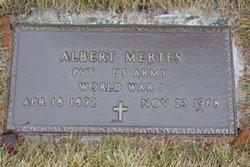 Albert Francis Mertes