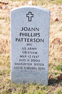 Joann Phillips Patterson