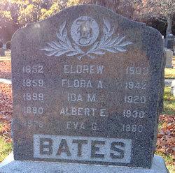 Albert E Bates