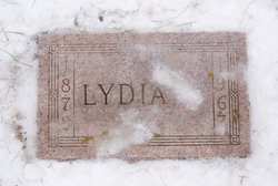 Lydia Marie Lydie <i>Bruns</i> Hohman