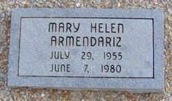 Mary Helen Armendariz