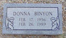 Donna Binyon