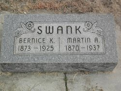 Bernice K. <i>Grace</i> Swank