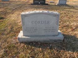 Irene Virginia <i>Wood</i> Corder
