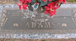 Allie Elizabeth <i>Cannon</i> Adams
