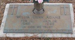 Willie Dean Adams