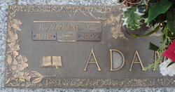 Raymond G Adams