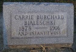 Carrie <i>Burchard</i> Bialeschki