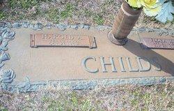 Harold Arnold Childs