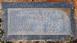 Lottie Viola Green