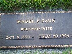 Mabel Petra <i>Erickson</i> Sauk