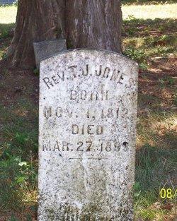 Rev Thomas Jefferson Jones
