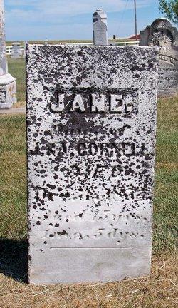 Jane Cornell