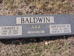 Geraldine <i>Kirt</i> Baldwin
