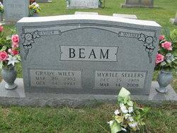 Myrtle <i>Sellers</i> Beam