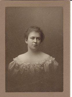 Mary Asenath <i>Burch</i> Lingle