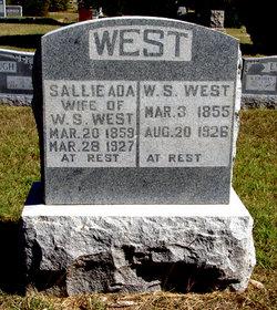 Sallie Ada <i>Phears</i> West