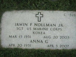Irwin Frederick Nollmann, Jr